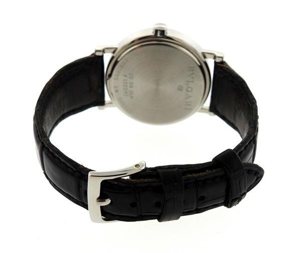 competitive price 3de5e bc11b Bvlgari Bulgari Stainless Steel Watch BB33SLD